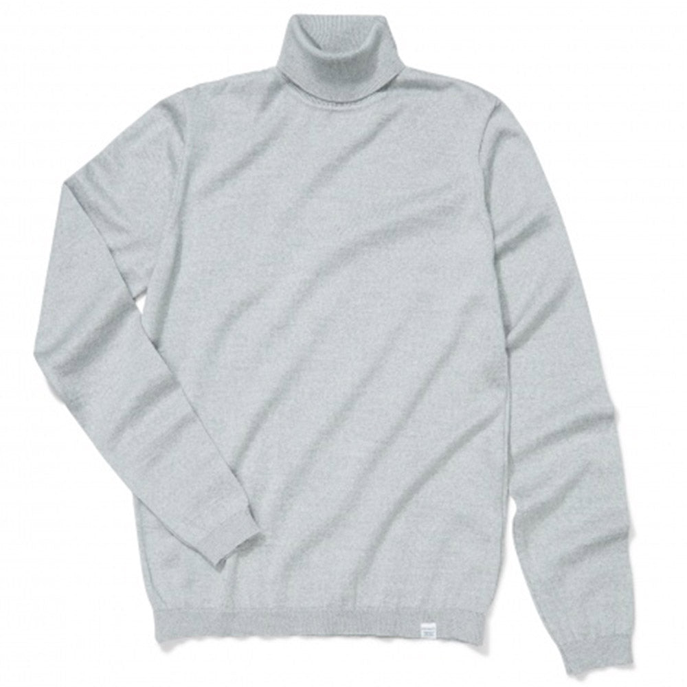 Norse Projects Marius Merino Light Grey Melange
