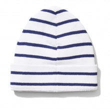 Load image into Gallery viewer, Norse Projects Classic Normandy Beanie Ecru/Navy