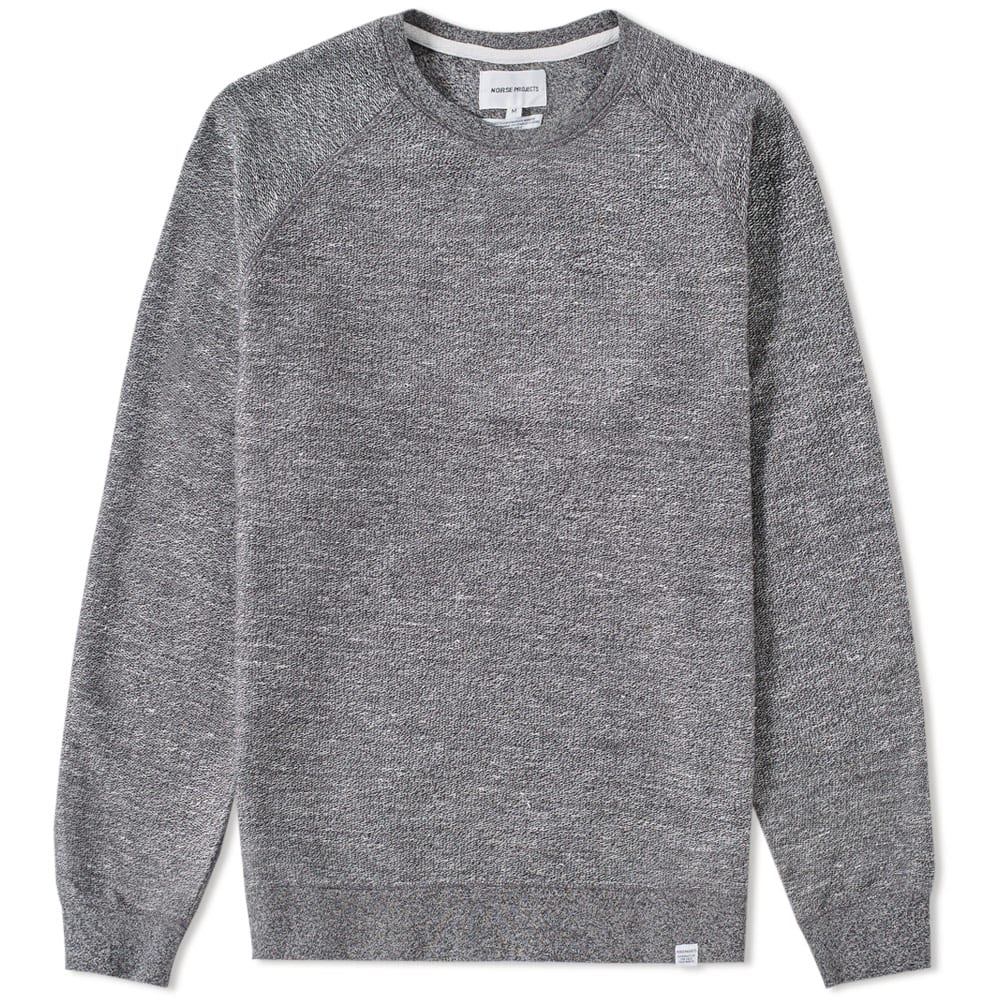 Norse Projects Ketel Mouline Charcoal