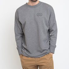 Load image into Gallery viewer, Loreak Together Fatty Sweater Grey