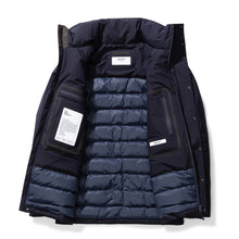 Load image into Gallery viewer, Norse Projects Ystad Down Gore Tex Jacket Dark Navy