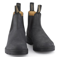 Load image into Gallery viewer, Blundstone 587 Rustic Black