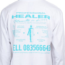 Load image into Gallery viewer, Edwin Pro Healer TS LS White