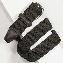 Load image into Gallery viewer, Andersons Classic Elastic Woven Belt Cypress