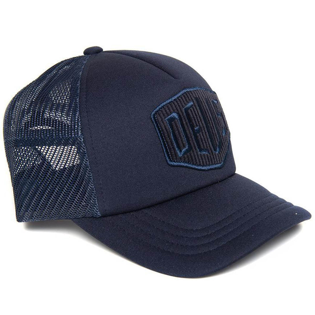 Deus Ex Machina Hayward Shield Trucker Midnight Blue