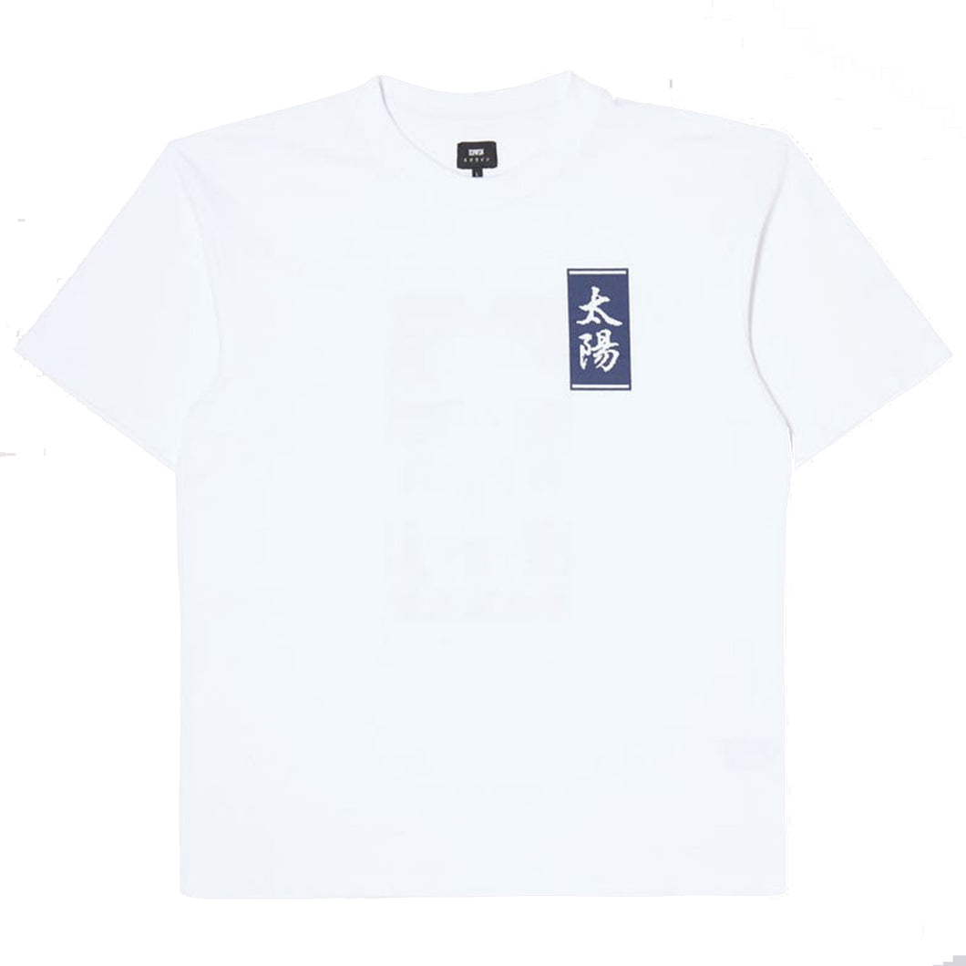 Edwin Tarot Deck T-Shirt White