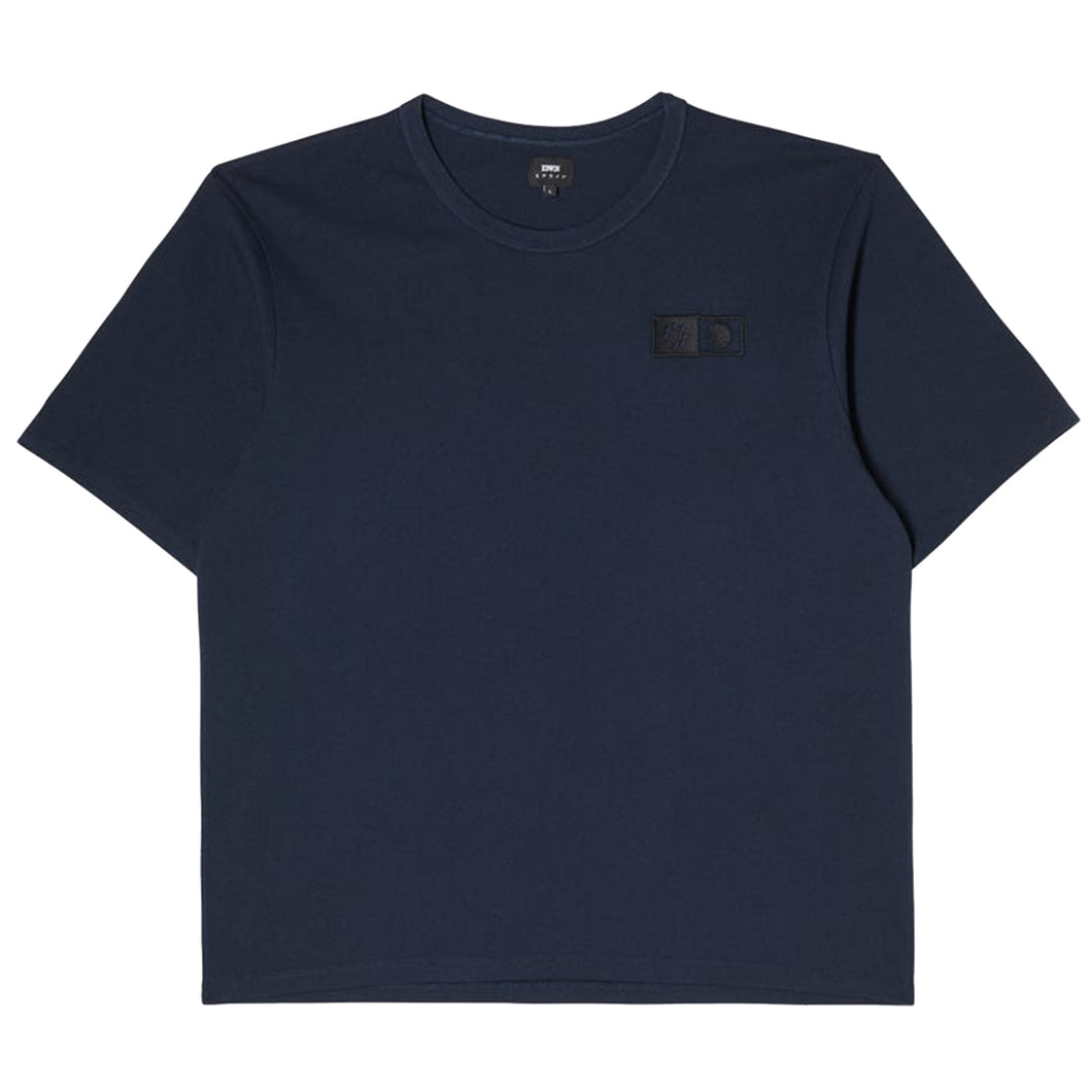 Edwin Synergy T-Shirt Navy