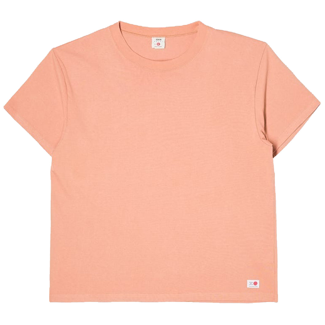 Edwin Made In Japan T-Shirt Soft Orange