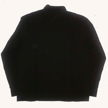 Load image into Gallery viewer, MHL by Margaret Howell Cotton Linen Drill / HHJ Overshirt Off Black