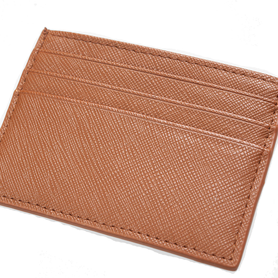 Carhartt WIP Coated Card Holder Hamilton Brown