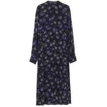 Load image into Gallery viewer, Ganni Printed Georgette Midi Dress