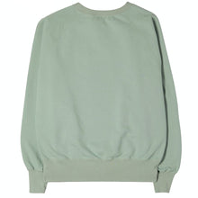 Load image into Gallery viewer, Edwin Made In Japan Raglan Sleeve Sweat Soft Green