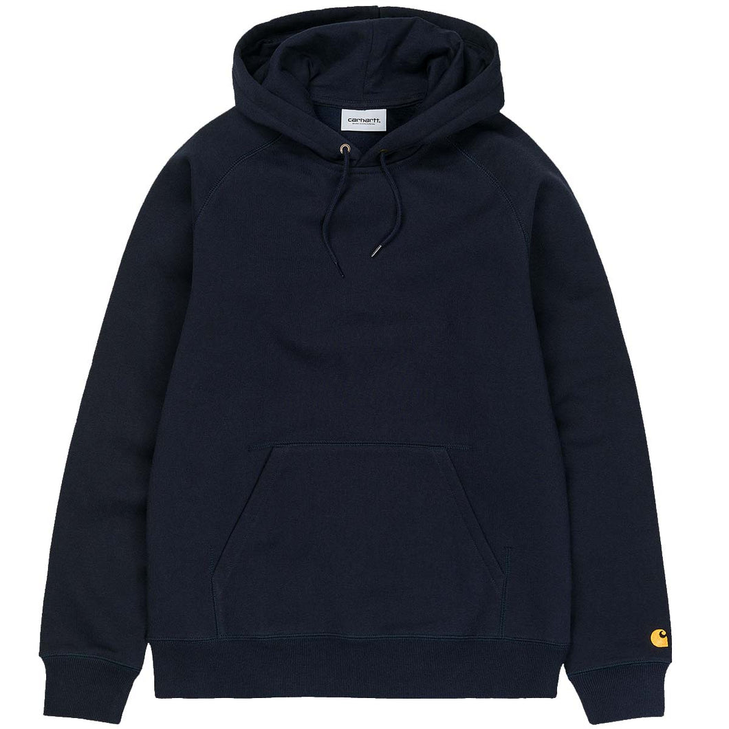 Carhartt WIP Hooded Chase Sweatshirt Dark Navy