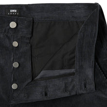 Load image into Gallery viewer, Edwin 45 Corduroy Combat Pant Ebony