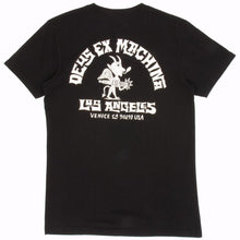 Load image into Gallery viewer, Deus Ex Machina Devil Address Tee Black
