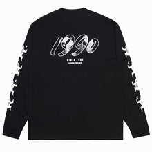 Load image into Gallery viewer, Carhartt WIP, Relevant Parties, L/S Ninja Tune T-Shirt, Black