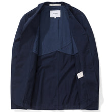 Load image into Gallery viewer, Norse Projects Lars Light Twill Dark Navy