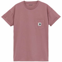 Load image into Gallery viewer, Carhartt WIP W' S/S Pocket T-Shirt Malaga