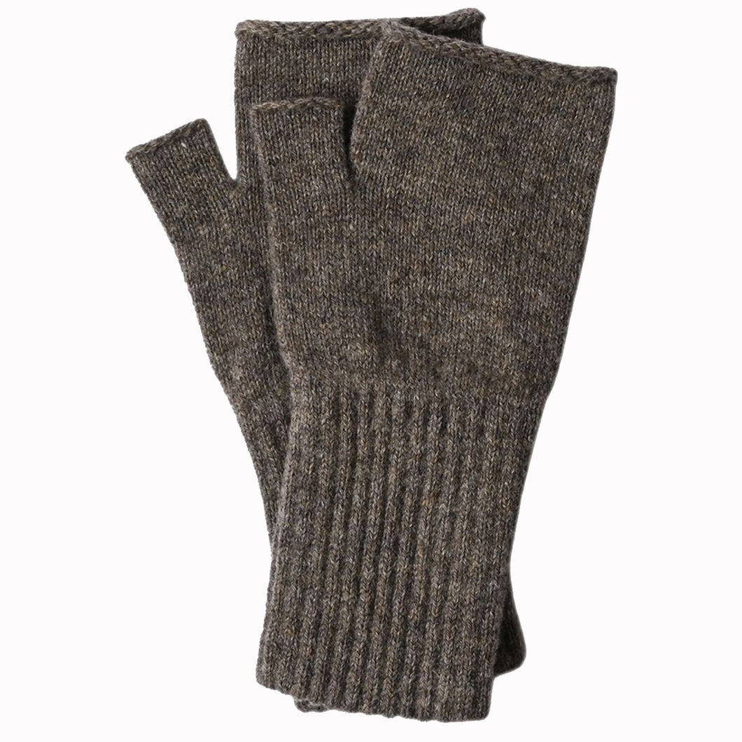 MHL Fingerless Glove Pebble
