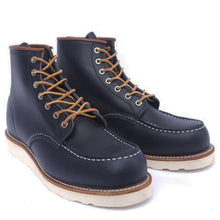Load image into Gallery viewer, Red Wing Classic Moc Toe Navy Portage 8859