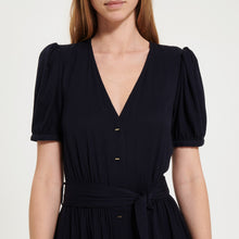 Load image into Gallery viewer, Sessun Night School Dress Dark Navy