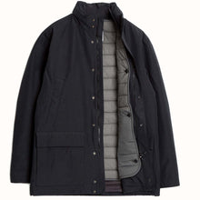 Load image into Gallery viewer, Norse Projects Skipper 3 Layer Jacket Black