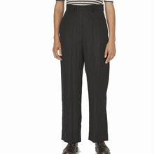 Load image into Gallery viewer, YMC Victoria Tencel Twill Trousers Black