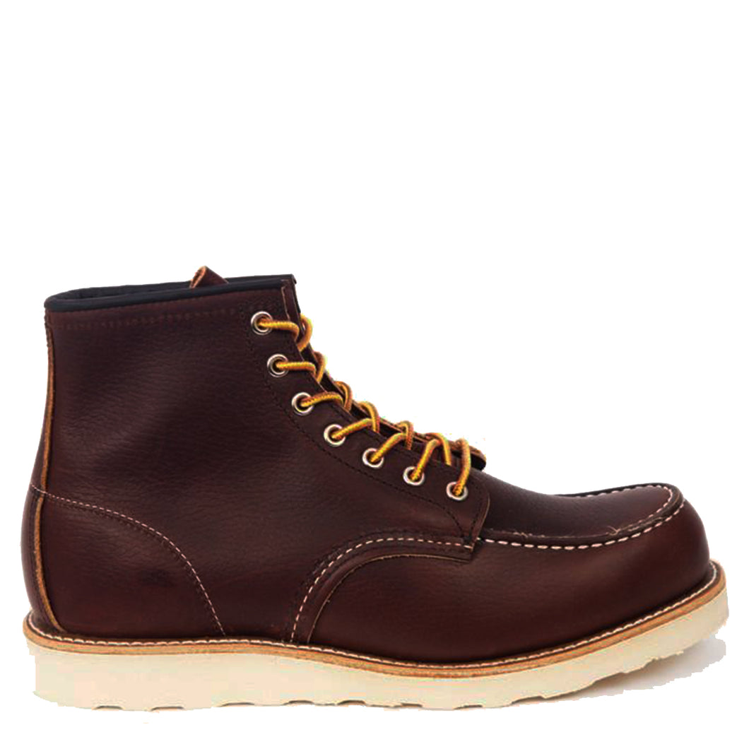 Red Wing Classic Moc Toe Brown 8138