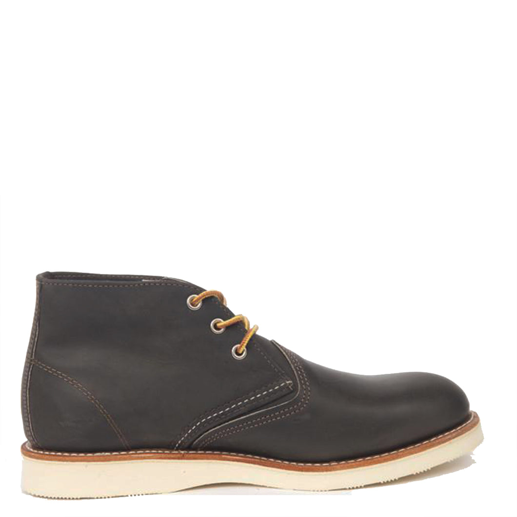Red Wing Chukka Boots Charcoal 3150