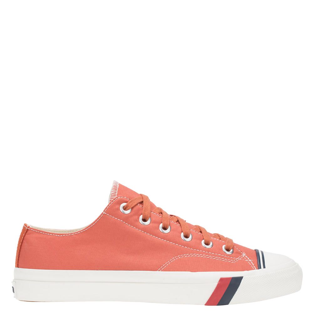 Pro Keds Royal Lo Tanker Nylon Rust
