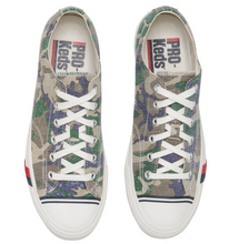 Load image into Gallery viewer, Pro Keds Royal Lo Ripstop Camo