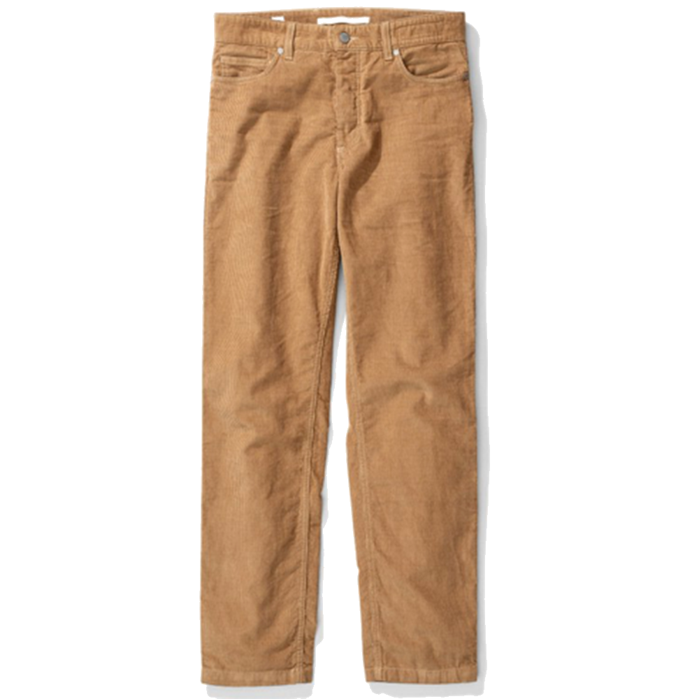 Norse Projects Edvard Light Corduroy Camel