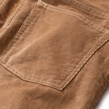 Load image into Gallery viewer, Norse Projects Edvard Light Corduroy Camel