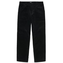 Load image into Gallery viewer, Carhartt WIP Single Knee Pant Black