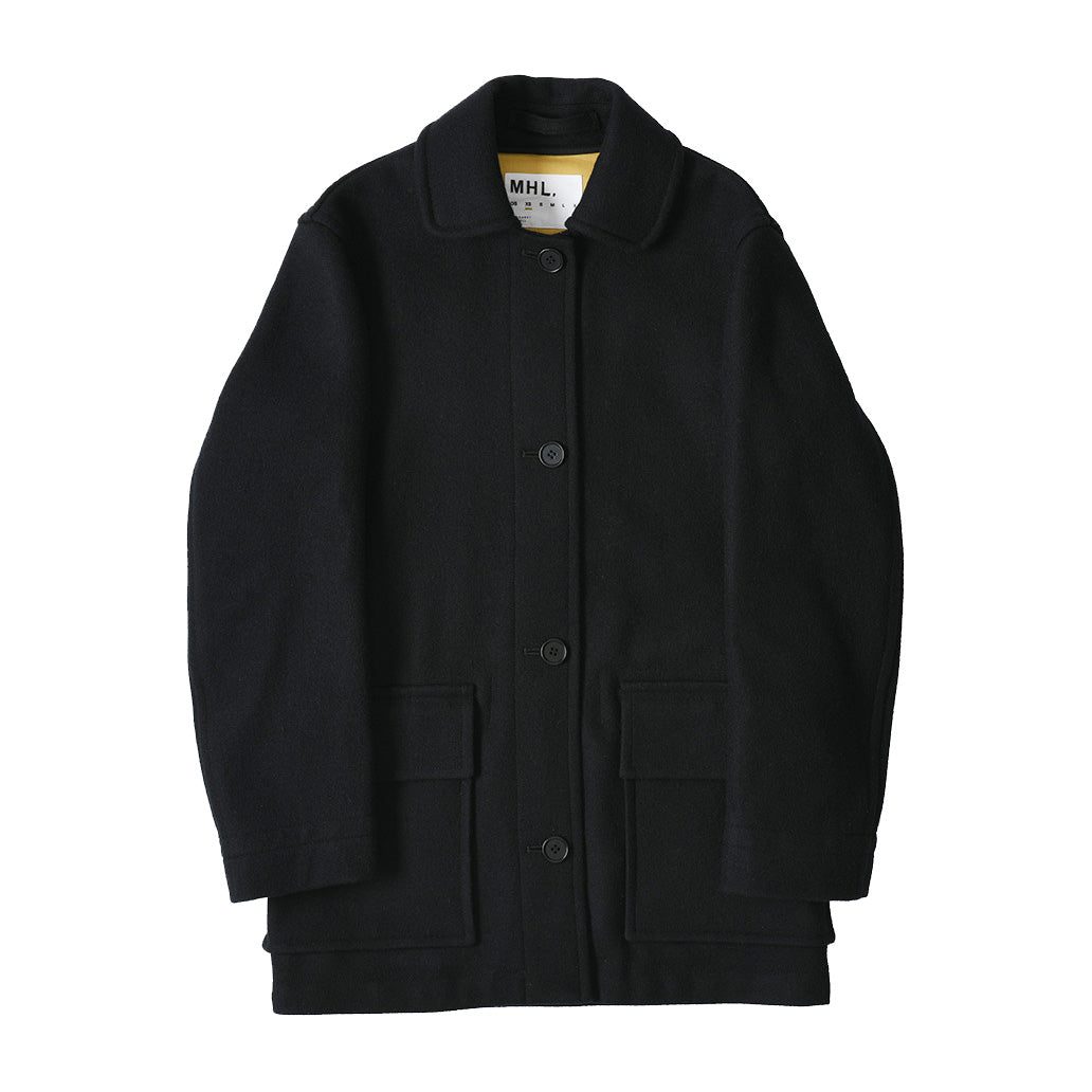 MHL Womens Worker Coat Military Midnight