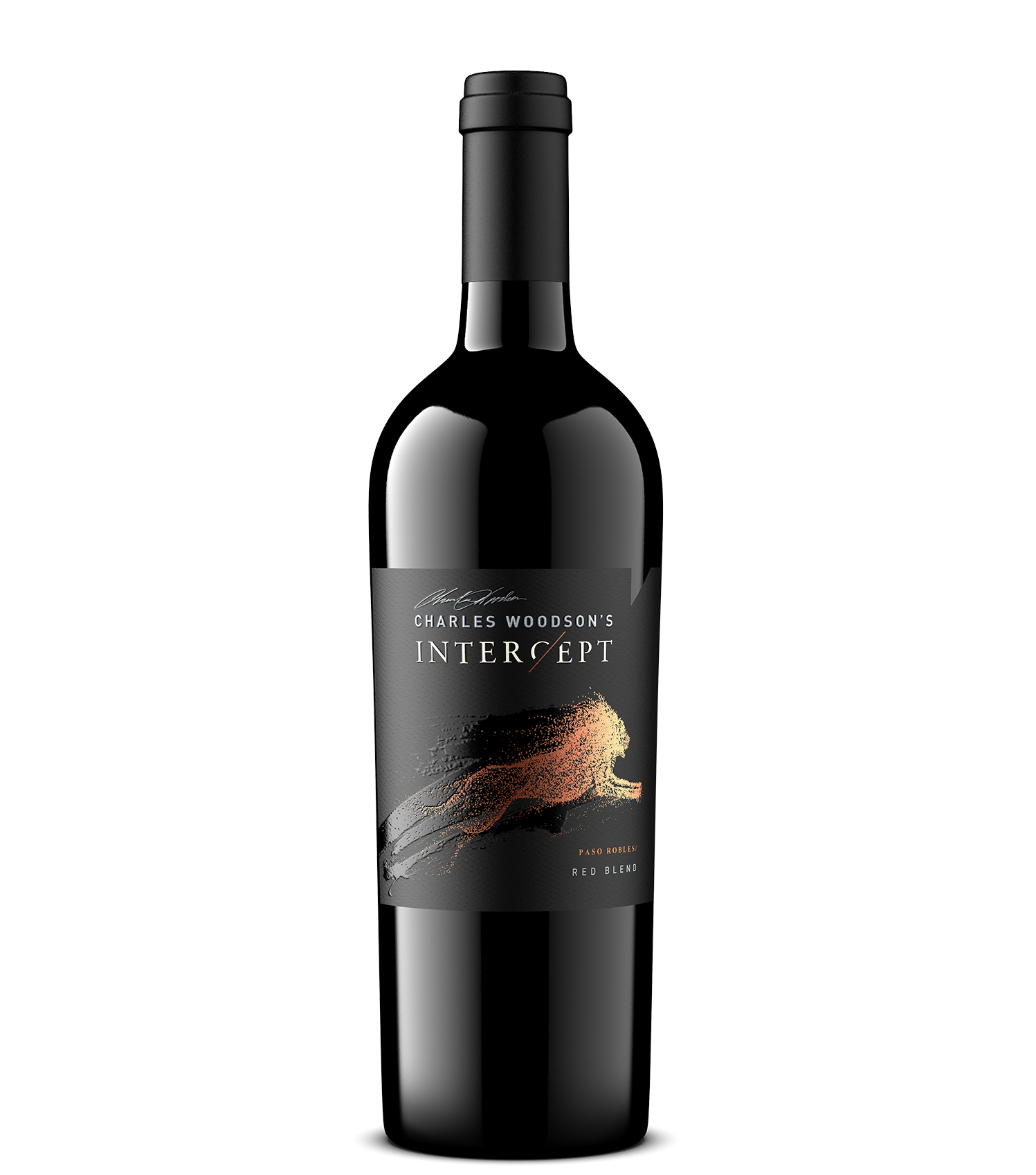 2018 Intercept Red Blend