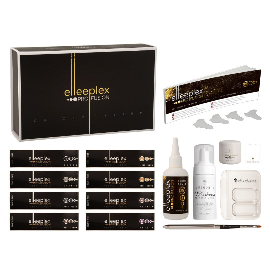 Elleeplex Profusion Full Tint Kit