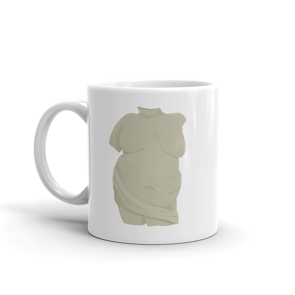 Fat Bust Mug 11oz