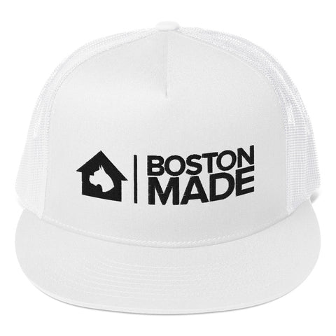 Boston Made Trucker Cap Multicolor