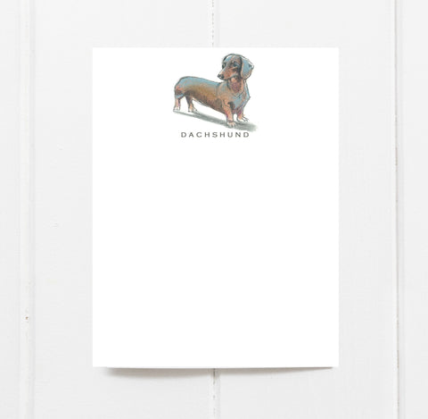 Dachshund Stationery