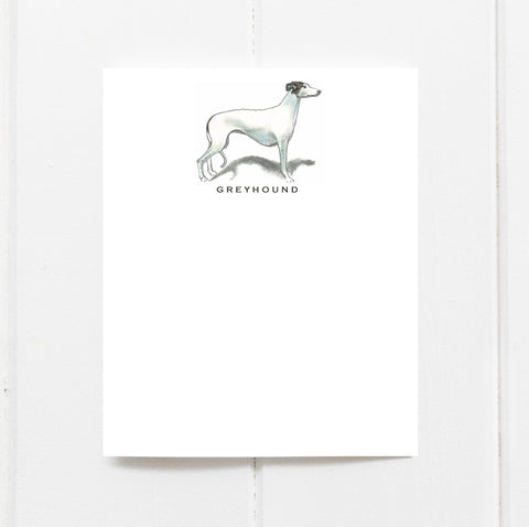 Greyhound Stationery