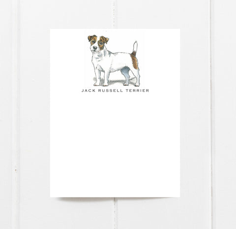 Jack Russell Terrier Stationery