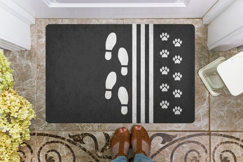 Dog Lover Gift Door Mat