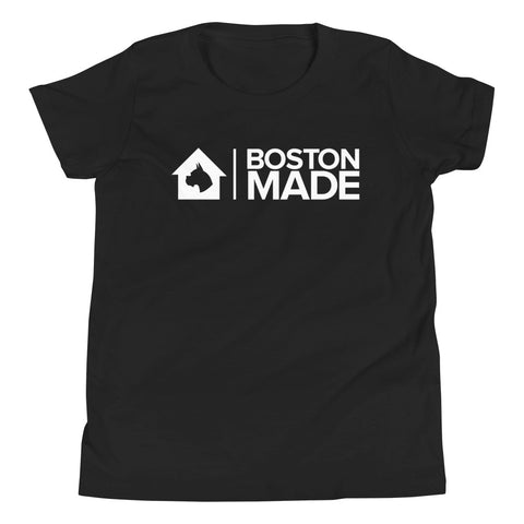 Boston Made Youth Short Sleeve T-Shirt