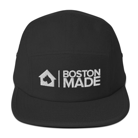 Boston Made Five Panel Cap