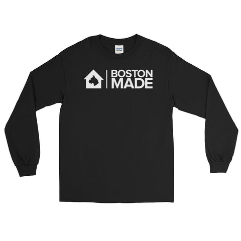 Boston Made Men's Long Sleeve Shirt