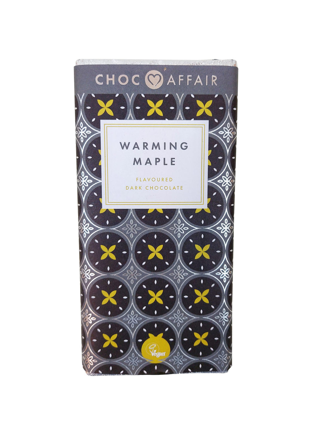 Warming Maple Handmade Vegan Chocolate Bar