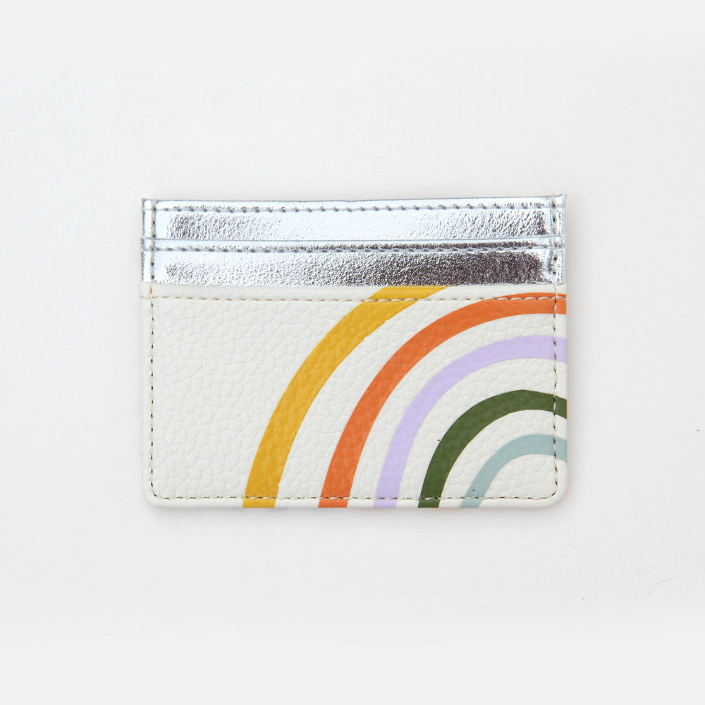 Rainbow Card Holder