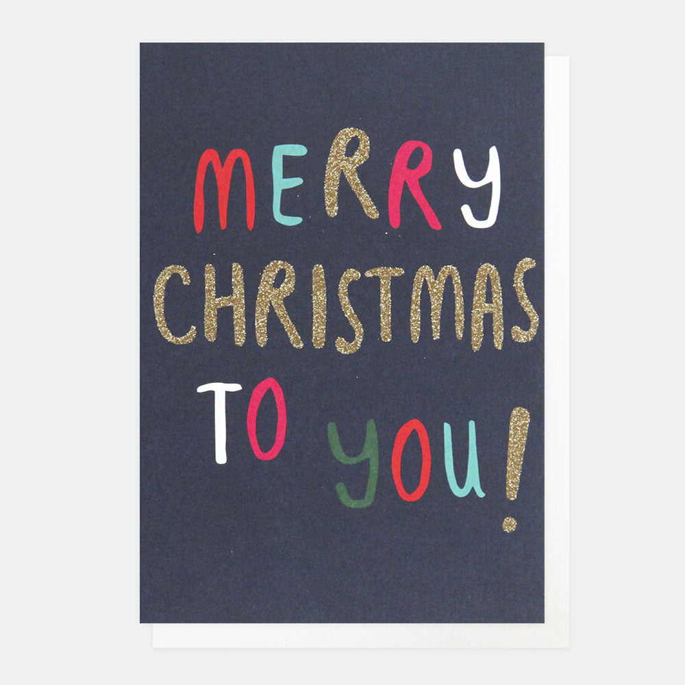 Merry Christmas to You Pack of 10 Cards