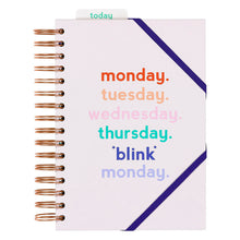 Load image into Gallery viewer, Monday  Blink Planner